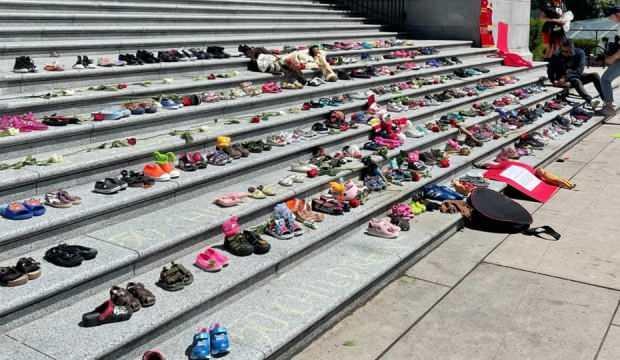 Kanada'da toplu mezar: 751 Çocuk cesedi kalıntısı!