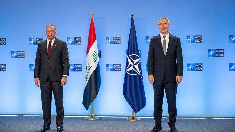 NATO ve AB'den Irak'a destek!