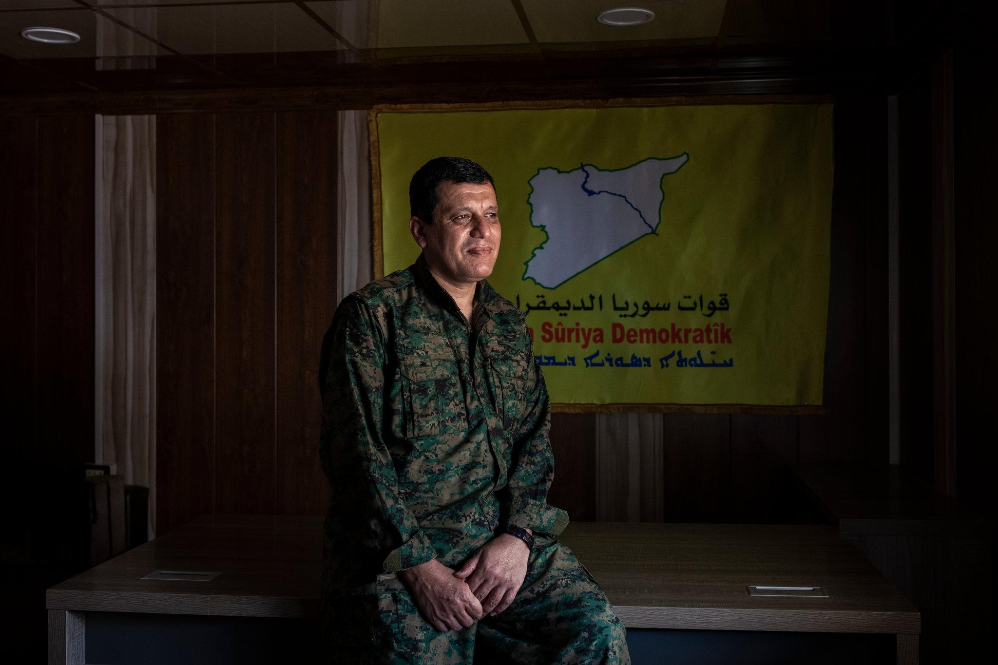 DSG: Türkiye'nin Rojava'da kalması için gerekçe yok!