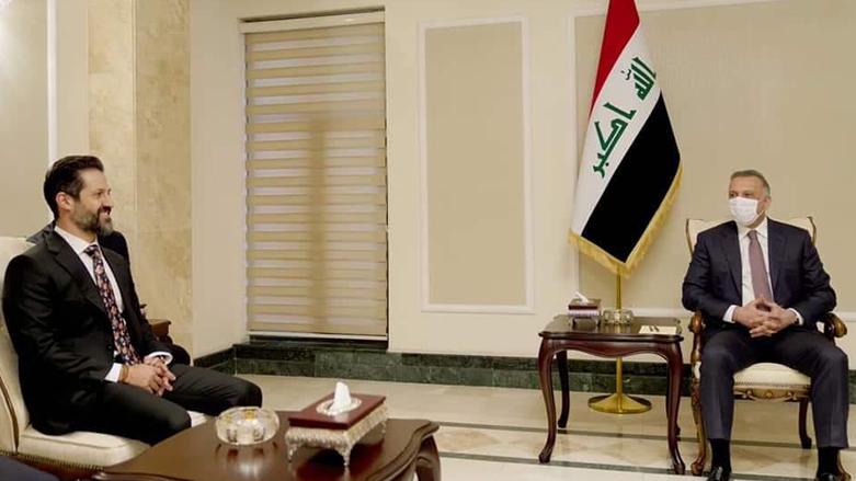 Kürdistan heyeti, Kazımi ile bütçe yasasını görüştü