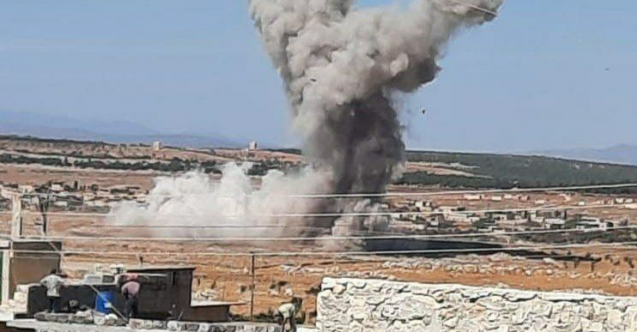 Afrin| Rus savaş uçakları TSK birliklerinin bulunduğu köyü bombaladı!