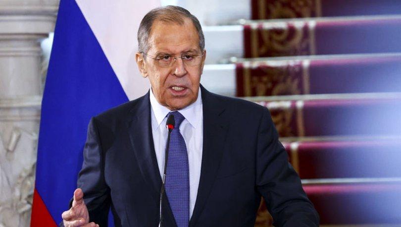 Lavrov: ABD, el konulan temsilciliklere bakma izni vermedi!