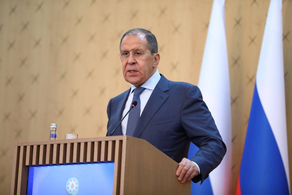 Lavrov: İsrail ve Filistin arasında doğrudan görüşmeleri destekliyoruz