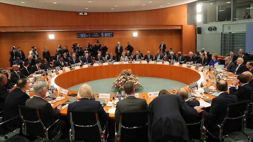 Libya yönetimi, Berlin Konferansı'na ilk kez katılacak