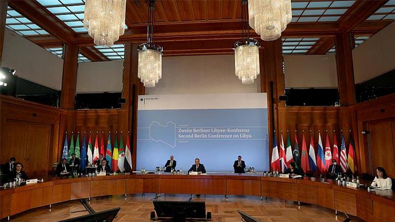Berlin Konferansı'nda 58 maddelik sonuç bildirgesi
