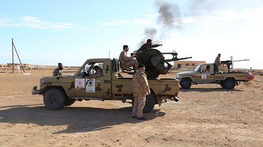 Libya'da çatışmalar yeniden alevlendi!