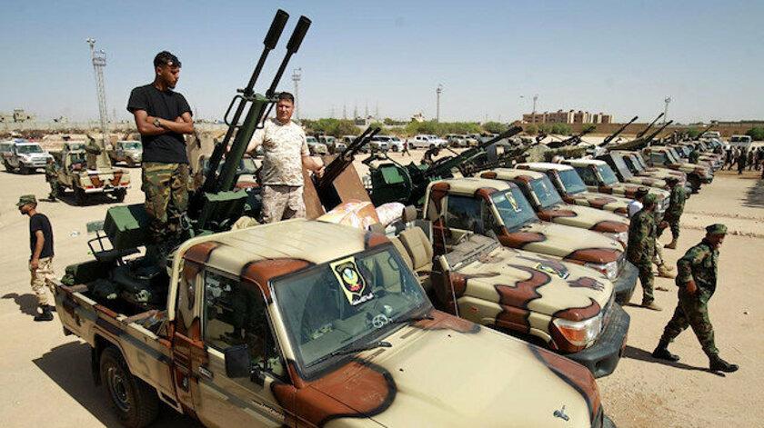 Libya: Her hangi bir gücün hegemonyası altında değiliz