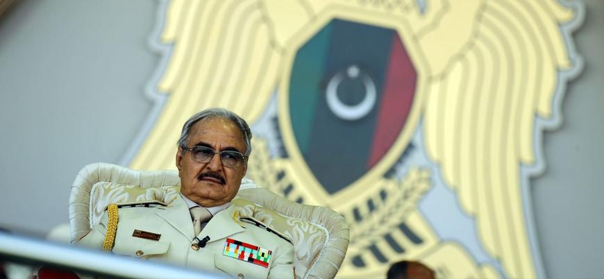 Libya: Hafter, aday olamadığı için seçimleri engelliyor