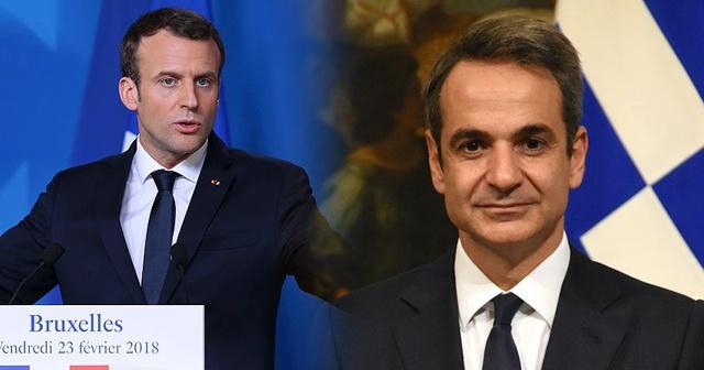 Yunanistan'dan Fransa destekli Türkiye açıklaması: Eğer saldırırlarsa...