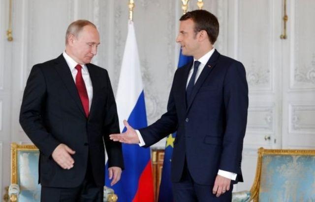 """""""Putin'le görüşmek için Rusya-AB zirvesine ihtiyacım yok"""""""