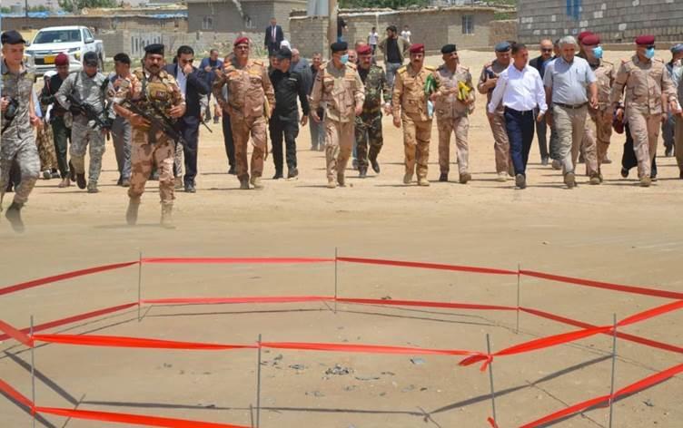 Bağdat yönetimi, Mahmur kampına üst düzey heyet gönderdi