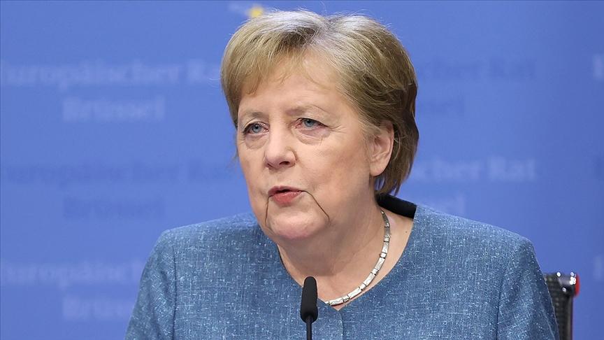 """Merkel'den Türkiye açıklaması: """"Birbirimize bağımlıyız"""""""