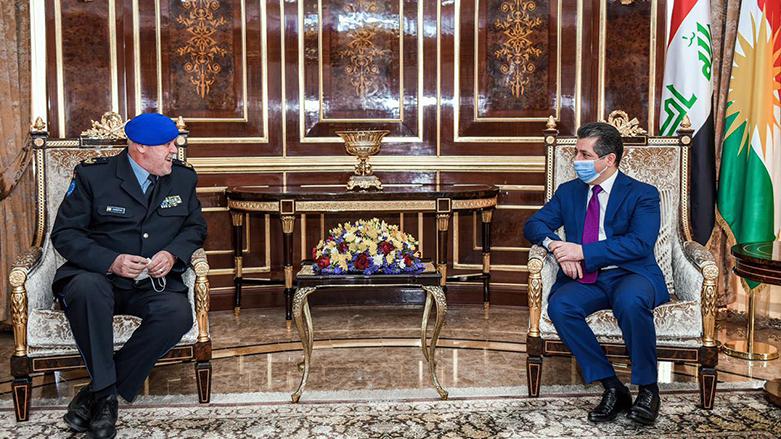 Başbakan, AB Irak Danışma Misyonu ile görüştü!