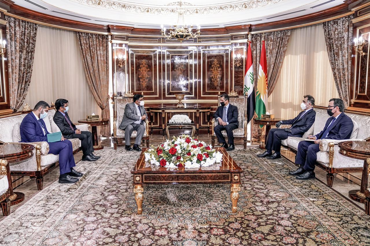 Hindistan: Kürdistan ile ilişkileri geliştirmeye hazırız