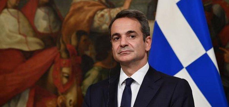 Yunanistan Başbakanı Miçotakis'ten Türkiye'yi ilgilendiren açıklamalar