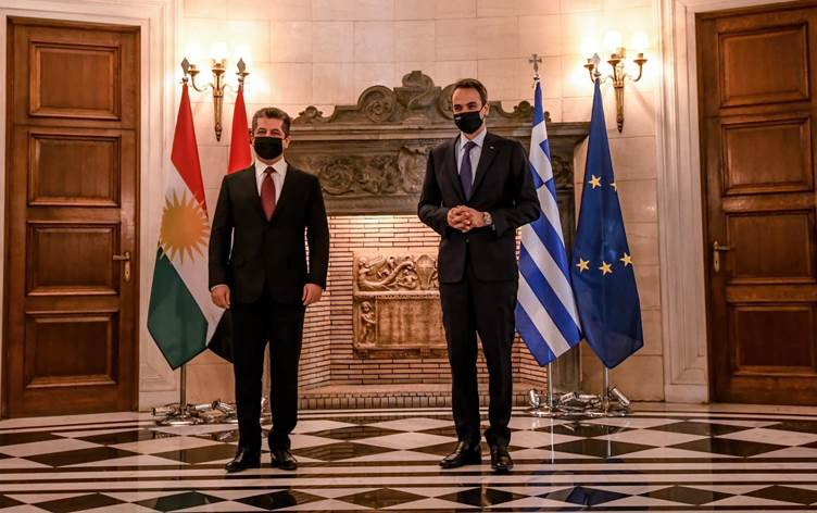 Yunanistan Başbakanı, Erbil'e ziyaretini erteledi!