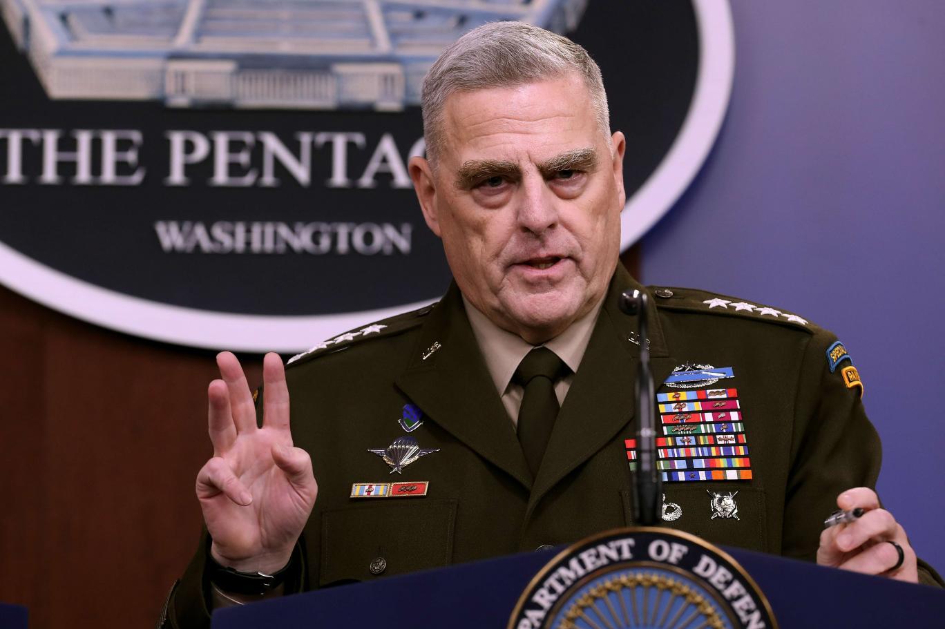 Milley: Çin ordusu ile bir sistem üzerinde çalışıyoruz
