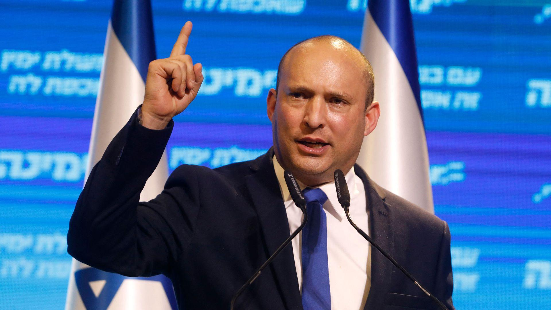 İsrail: Her türlü senaryoya hazırız!
