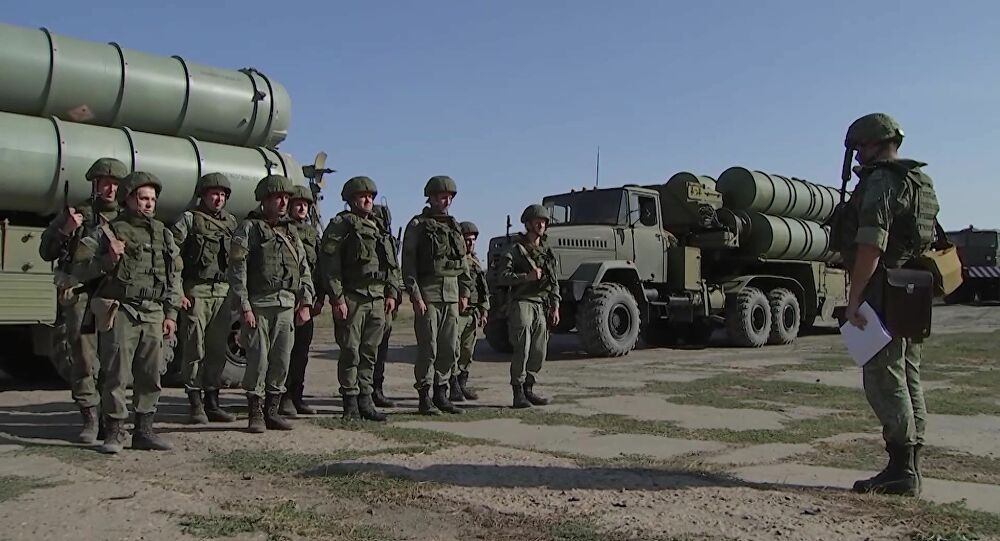 Rusya ordusu NATO'ya karşı S-400 tatbikatı gerçekleştirdi