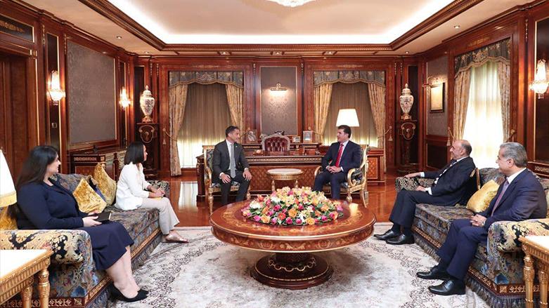 """""""Erbil-Washington ortaklığı bölge için istikrar faktörü"""""""