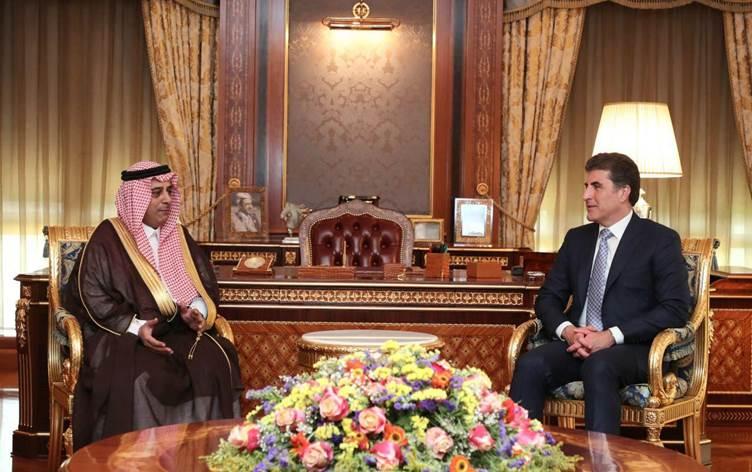 Neçirvan Barzani: Suudi Arabistan ile ilişkileri geliştireceğiz