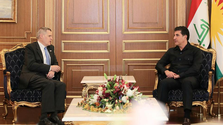 Tueller: ABD, Peşmerge Bakanlığı'nın reformlarına destek verecek
