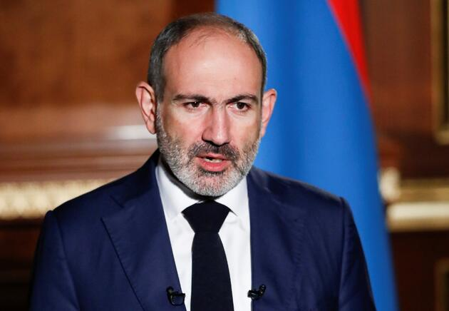 Nikol Paşinyan Ermenistan'da yeniden başbakan