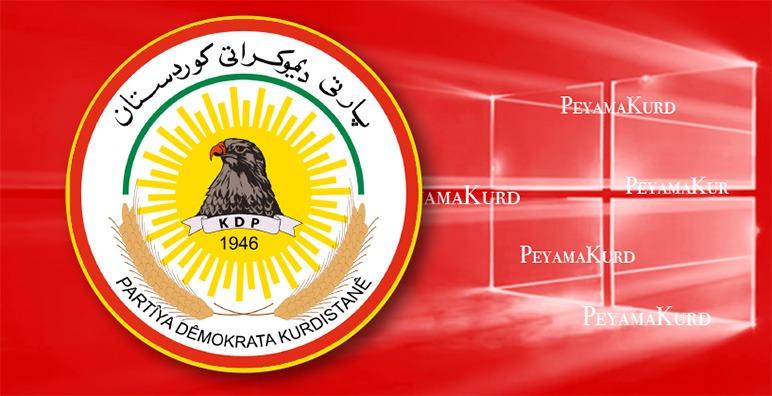 Kürdistan Demokrat Partisi seçim kampanyasının startını verdi