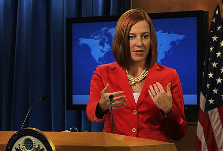 ABD'den İsrail'deki koalisyon hükümetine ilişkin açıklama