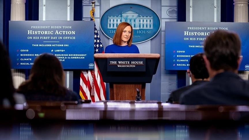 Beyaz Saray: İran Cumhurbaşkanı ihlallerden sorumlu tutulacak