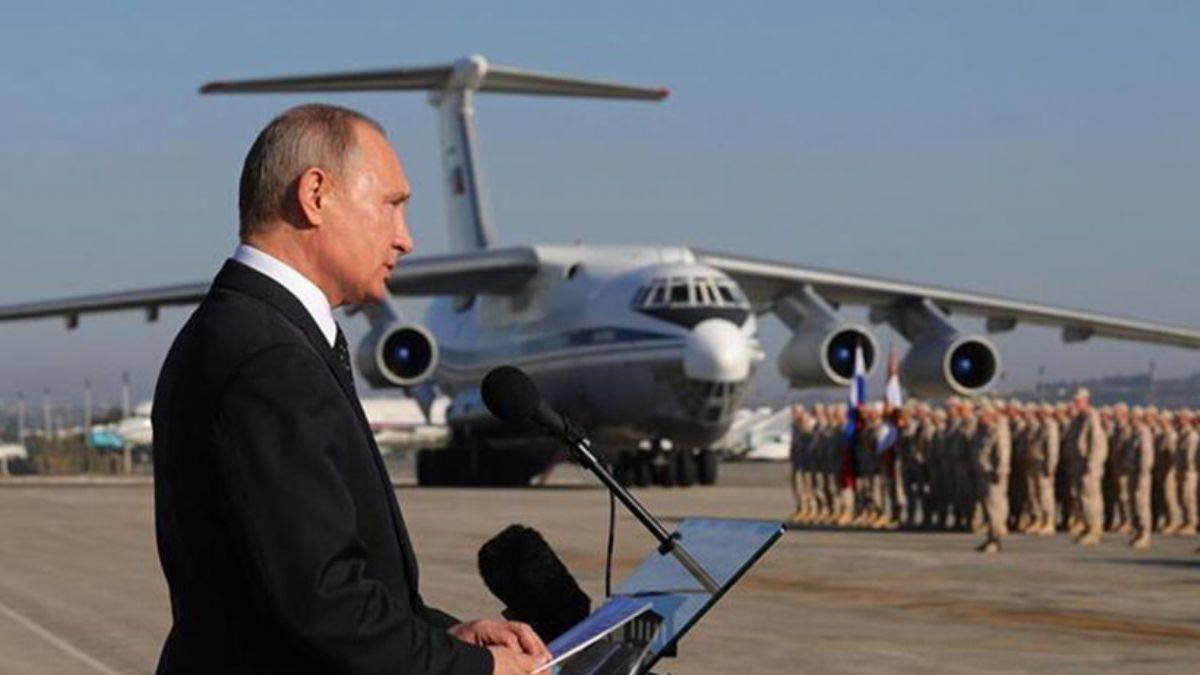 Vladimir Putin'den İsrail uçaklarını 'vur emri'!