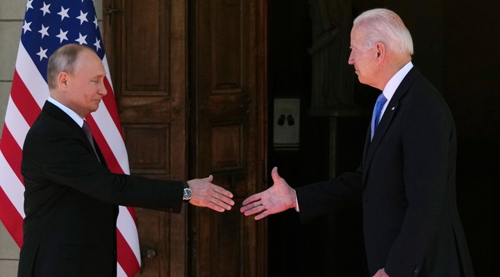 Ukrayna: Putin-Biden görüşmesi sonrası ABD geri döndü!
