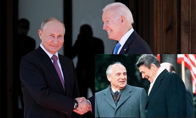 Gorbaçov'dan Putin-Biden görüşmesine ilk yorum!