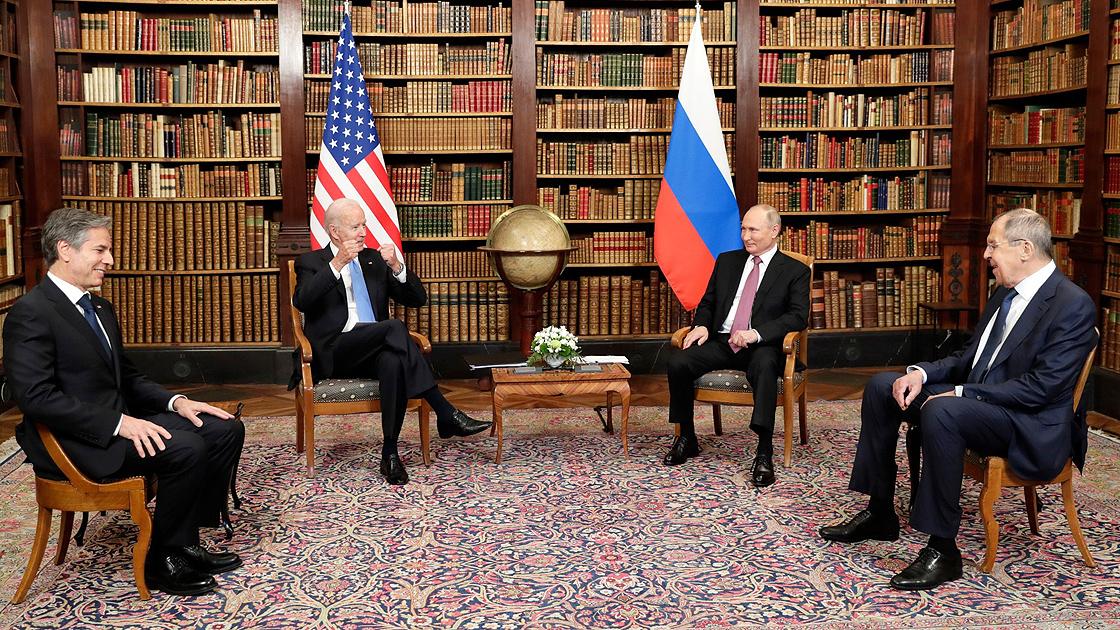 Putin-Biden zirvesinden ortak bildiri!