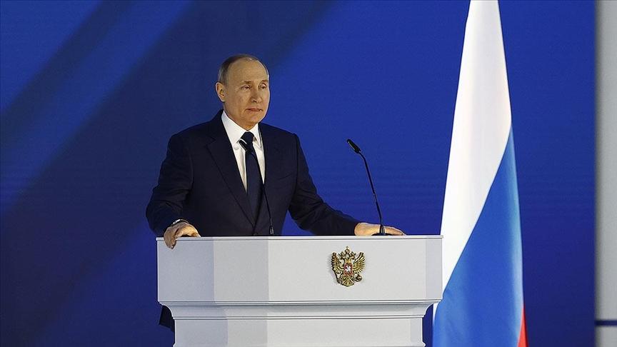 Putin: ABD ile ilişkilerimiz en düşük seviyede!