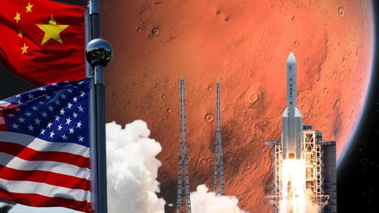 NASA'dan Rusya ve Çin çıkışı: Rakiplerimizi izlemeliyiz