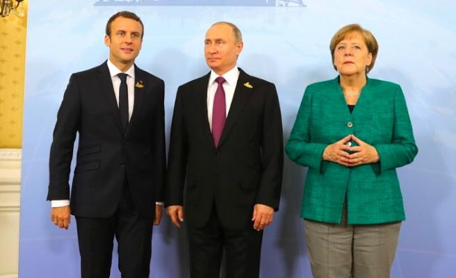 Fransa ve Almanya'dan AB'ye çağrı: Rusya ile zirve yapalım!