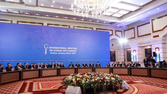Rusya: Suriye'de mekanizma kendini tüketti