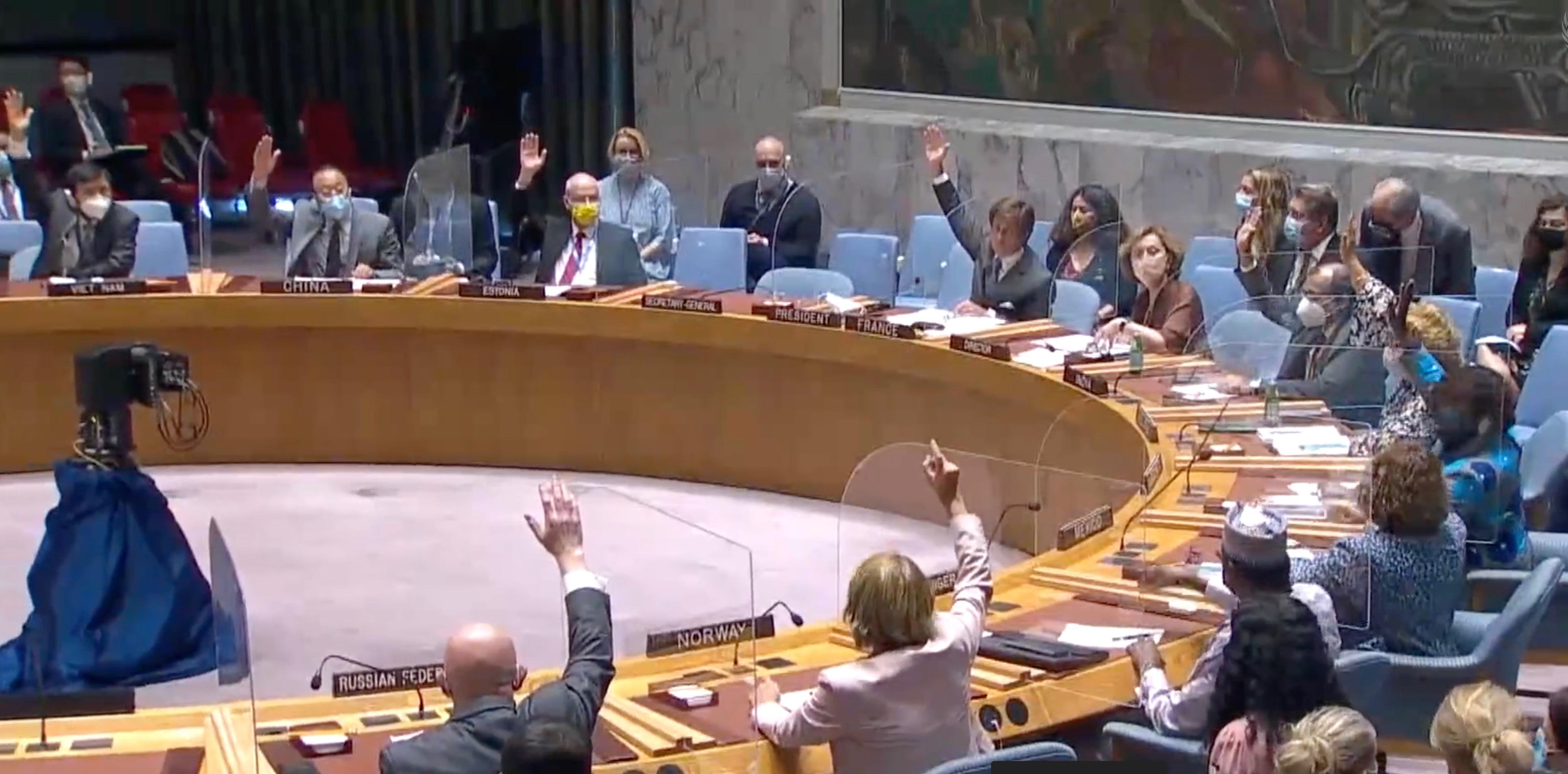 Rusya BM Temsilcisi: ABD ile Suriye yaptırımları için görüştük