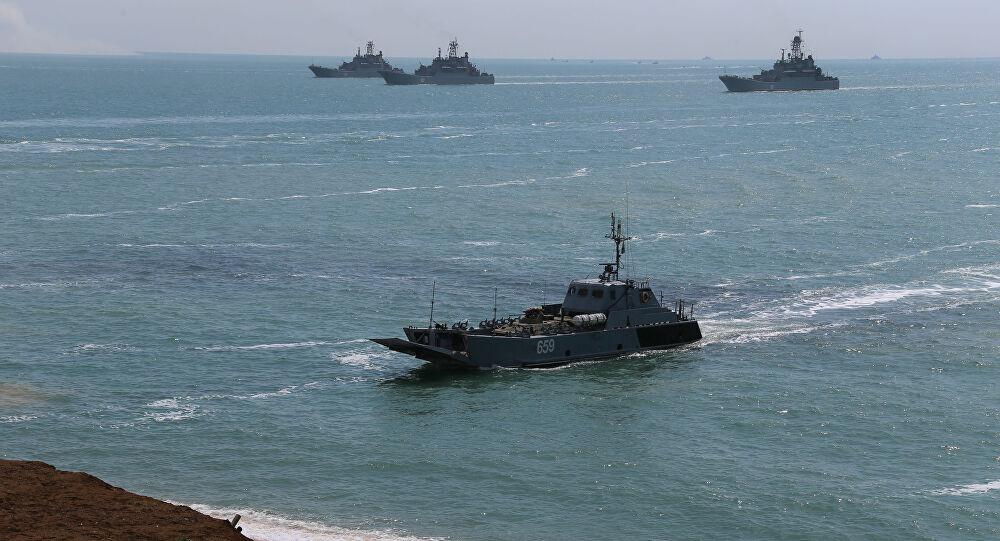 Rusya, Japonya Denizi'nde Fransız gemisini takibe aldı!