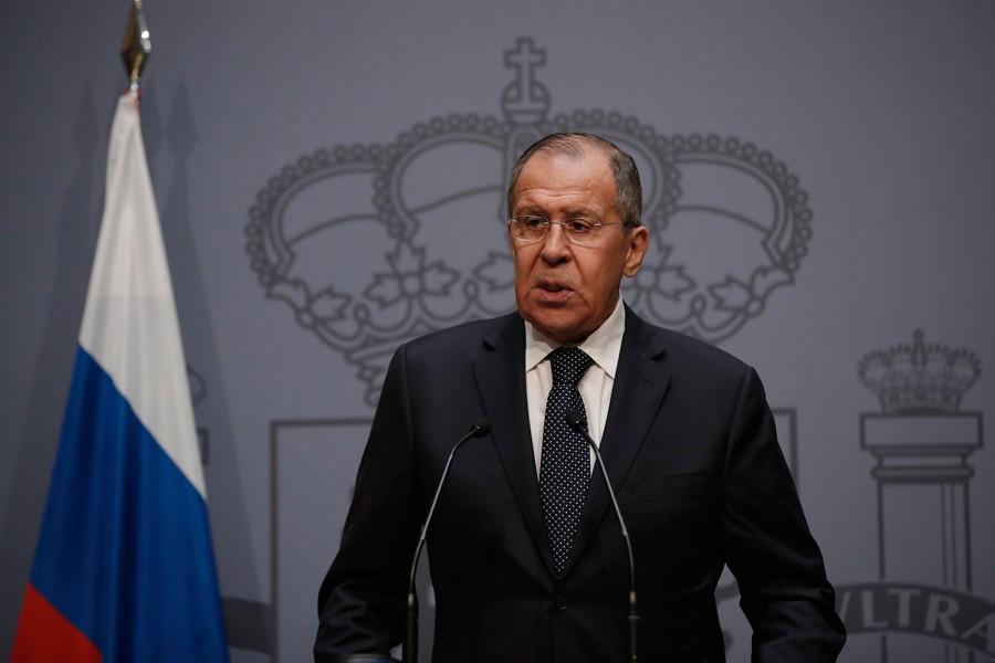 """Lavrov: """"NATO'nun Rusya'ya yönelik kötü planları var"""""""