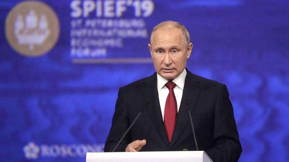 Putin'den Avrupa'ya suçlama, Biden'e tepki!