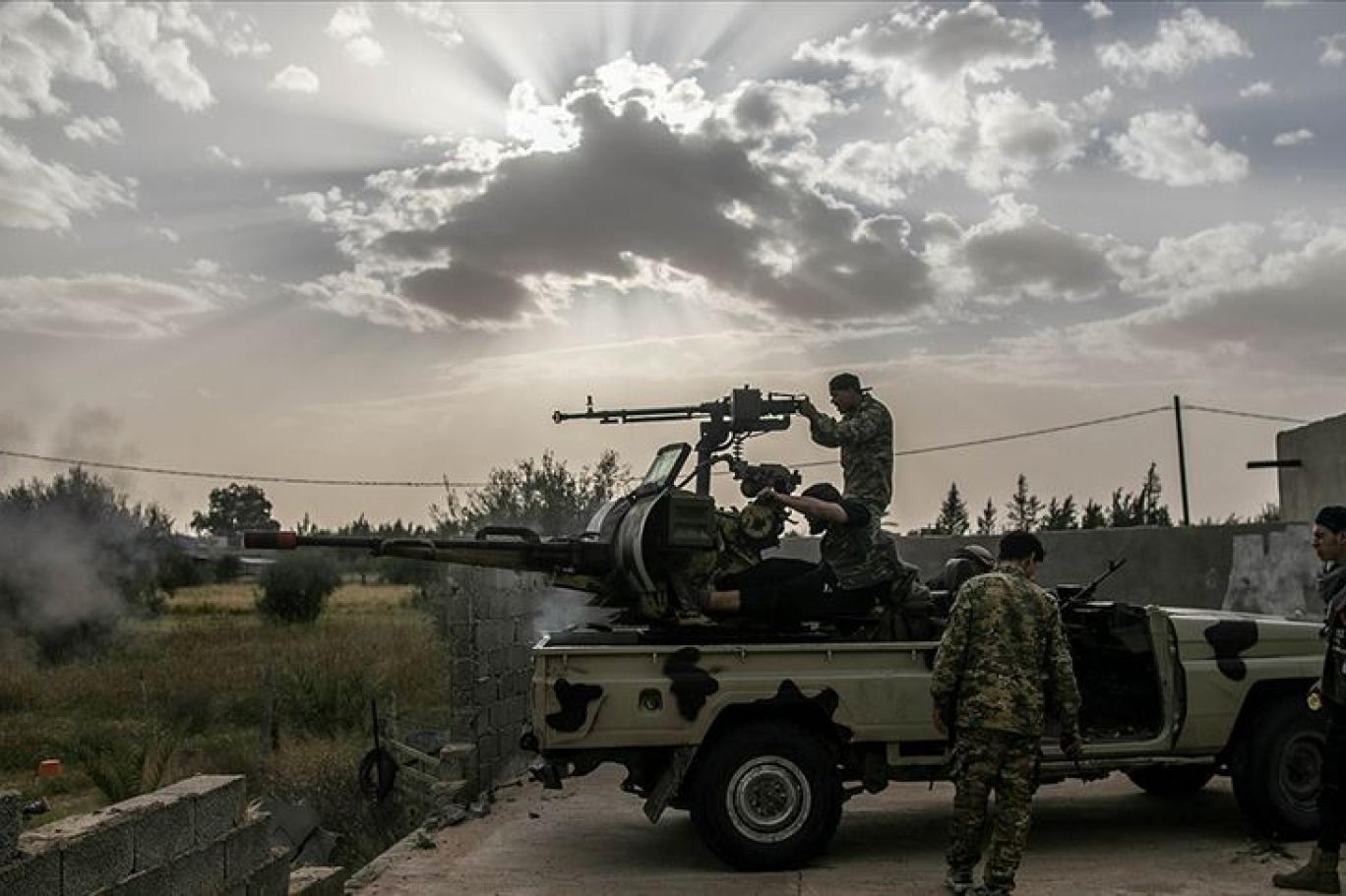 Suriye | Rusya: Militanlar, kimyasal saldırı hazırlığında!