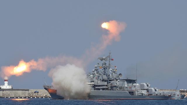 Rusya'dan, NATO ve Ukrayna tatbikatına misilleme!