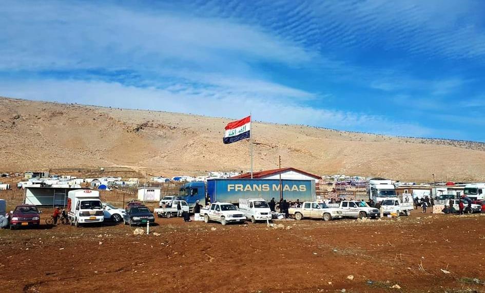 Irak, Şengal'deki Ezidi Kürtlere yardımları kesti!