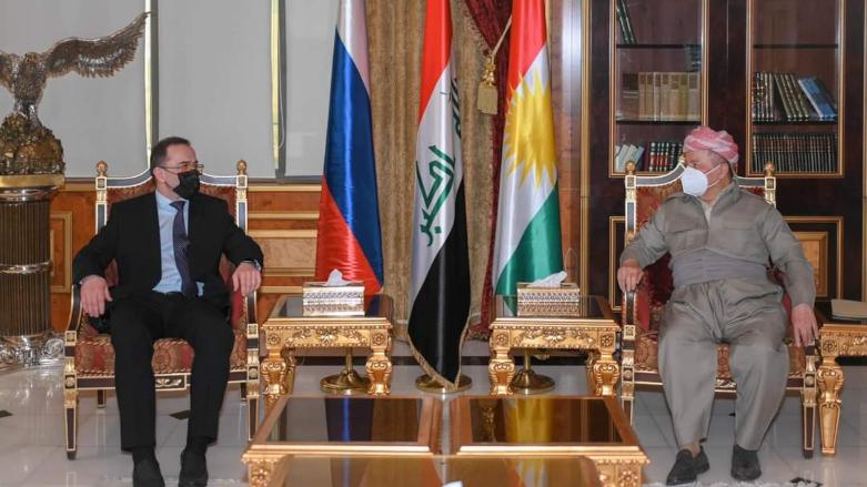 Başkan Barzani: Irak ve Suriye'deki çabalar eşgüdümlü olmalı
