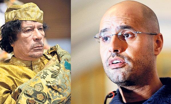 Libya'da Kaddafi'nin oğlundan Cumhurbaşkanlığı planı!