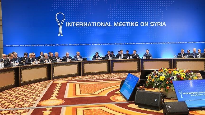 Suriye konulu 16. Astana görüşmeleri Nur Sultan'da yapılacak