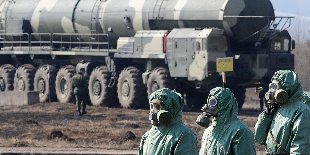 Rusya: Militanlar, kimyasal silah saldırısı hazırlığında!