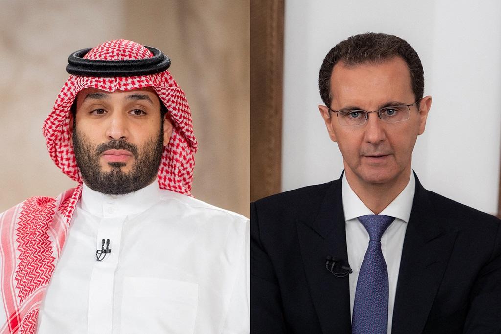 """Riyad, Esad rejimi ile normalleşme anlaşmasına yakın"""
